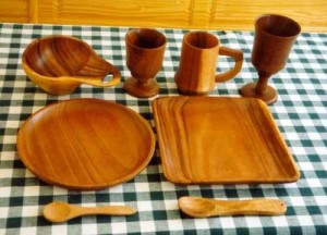 Бизнес. Деревянная посуда.