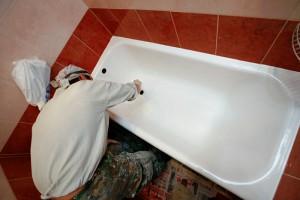 Бизнес. Реставрация ванн.